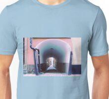 Stockholm. Blue Passage in Gamla Stan Unisex T-Shirt