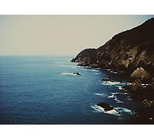 La Quebrada  Photographic Print