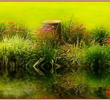 Garden Dream by Trudy Wilkerson