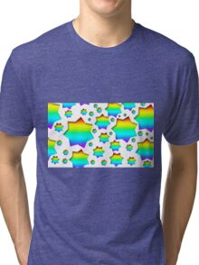 Color Stars Tri-blend T-Shirt