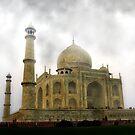 Taj Mahal-Seven Wonder of the World by Mukesh Srivastava