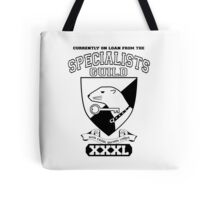 Xcrawl Specialists Guild Tote Bag