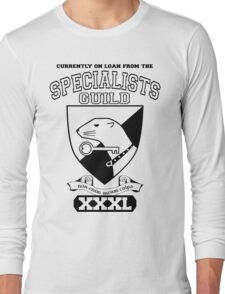 Xcrawl Specialists Guild Long Sleeve T-Shirt