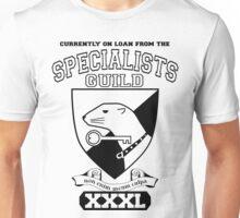 Xcrawl Specialists Guild Unisex T-Shirt