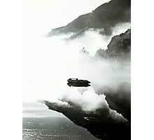 0 Morning mist on Loch Etive HP Photographic Print