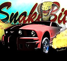 Mustanger SnakeBit BurnOut by ChasSinklier