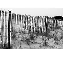 Weathered Shores Photographic Print
