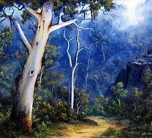 Down In The Valley by John Cocoris