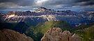 Sella Massif by Krys Bailey