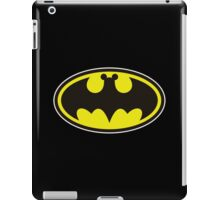 Batman Bat Mickey iPad Case/Skin