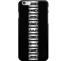 Jack Kerouac On The Road iPhone Case/Skin