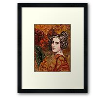 Just A Little Thing Framed Print