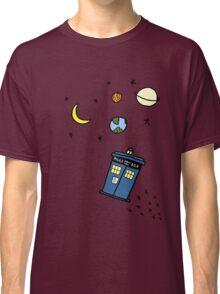 Little Tardis  Classic T-Shirt