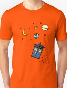 Little Tardis  Unisex T-Shirt
