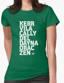 Blake's 7: Series 3 Crew Womens Fitted T-Shirt