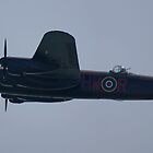 Lancaster Bomber by lurch