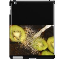 Kiwi fruit. iPad Case/Skin