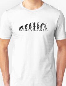 Evolution Astronomy telescope T-Shirt