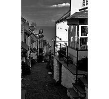 clovelly high street Photographic Print