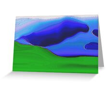 Blue Mountain Greeting Card