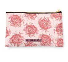Blushing Blossoms #3 Studio Pouch