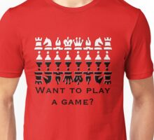 Want to play a game? T-Shirt