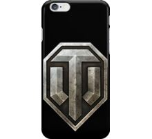 World of Tanks Logo iPhone Case/Skin