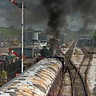 Embsay & Bolton Abbey Steam Railway by Steve  Liptrot