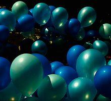 Balloons by Myron Watamaniuk