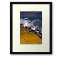 La Jolla, San Diego, California Framed Print