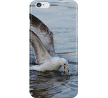 Seagull's Lunch | Center Moriches, New York  iPhone Case/Skin