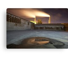 Night Scape Canvas Print