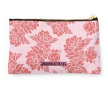 Blushing Blossoms #4 Studio Pouch