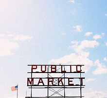 public market. by Stephanie Welling