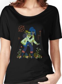 Witch Series: Plants and Herbs Women's Relaxed Fit T-Shirt