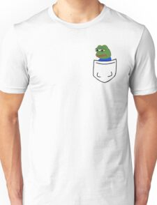 Pocket Pepe Unisex T-Shirt