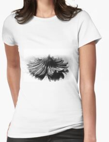Flower #2 in Black and White. T-Shirt