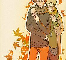 Autumn Fires by extrafancyganza