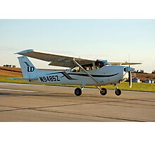 Cessna 172 Skyhawk Photographic Print