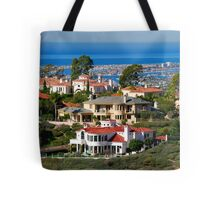 Atop Newport Tote Bag