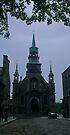 Notre-Dame-de-Bon-Secours by Allen Lucas