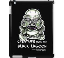Lagoon Creature iPad Case/Skin