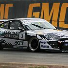 Porsche at Clipsal 500 2008 by Peter Bagehorn