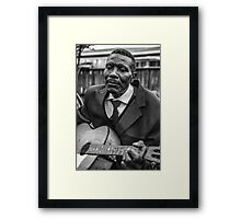 Harmonies Framed Print