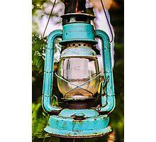 Shine a light Photographic Print