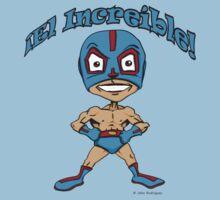 El Increíble by John Rodriguez