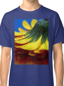 A yellow flower. Classic T-Shirt