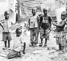 Boys will be boys by girlonsafari