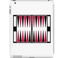 Backgammon board iPad Case/Skin