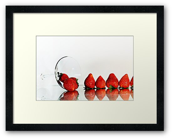 Strawberries by Dipali S